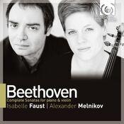 Beethoven: Complete Sonatas for Piano & Violin