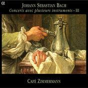 Bach: Concerts avec plusieurs instruments III