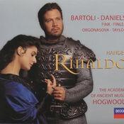 Handel: Rinaldo - complete opera (Original 1711 Version) HWV7a (3CDs)