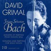 Bach : Sonates et Partitas pour violon seul - Sonatas and partitas for solo violin