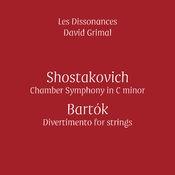 Shostakovich & Bartók