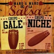 Mano A Mano de la Salsa, Vol. 1