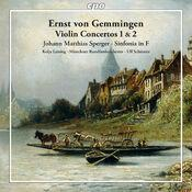 Gemmingen: Violin Concertos - Sperger: Arrival Symphony