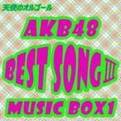 AKB48 music box Best Songs III
