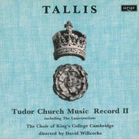 Tallis: Tudor Church Music II (Lamentations of Jeremiah)