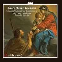 Telemann: Missa & Cantatas for Countertenor