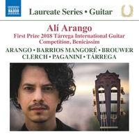 Alí Arango, Leo Brouwer & Others: Guitar Works