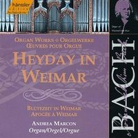 BACH, J.S.: Heyday in Weimar