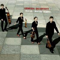 Armida Quartett: Bartók & Kurtág & Ligeti