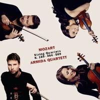Mozart: String Quartets K. 169, K. 464 & K. 589