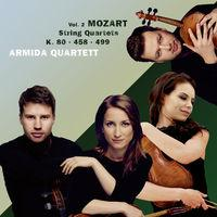 Mozart: String Quartets, Vol. 2