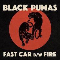 Fast Car b/w Fire