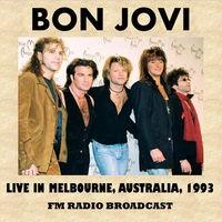 Live in Melbourne, Australia, 1993 (FM Radio Broadcast)