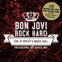 Rock Hard - Live at Ripleys, Philadelphia. 3rd March 1984 (Remastered) [Live]