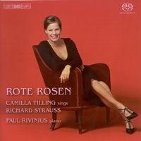 Strauss, R.: Lieder (Rote Rosen)