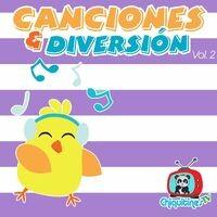 Canciones y Diversión, Vol. 2