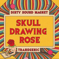 Skull Drawing Rose