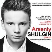 Arseniy Shulgin Plays Mozart & Grieg