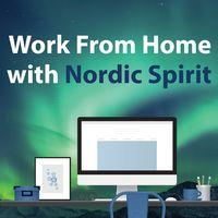 Work From Home With Nordic Spirit