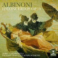 Albinoni: 12 Concertos, Op. 10
