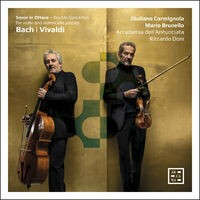 Bach & Vivaldi: Sonar in ottava. Double Concertos for Violin and Violoncello Piccolo