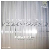 The Edge of Light: Messiaen, Saariaho