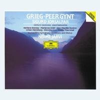 Grieg: Peer Gynt; Sigurd Jorsalfar
