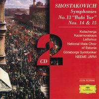 Shostakovich: Symphonies Nos.13