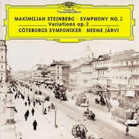 Steinberg: Symphony No.2; Variations Op.2