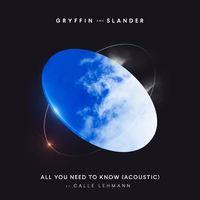 All You Need To Know (Acoustic)