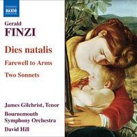 Finzi: Dies Natalis / Farewell To Arms / 2 Sonnets