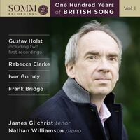 One Hundred Years of British Song, Vol. 1