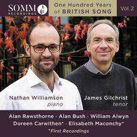 One Hundred Years of British Song, Vol. 2