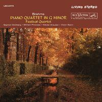 Brahms: Piano Quartet No. 1 in G Minor, Op. 25