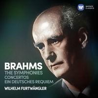 Brahms: Symphonies, Concertos & Ein deutsches Requiem