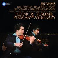 Brahms: Violin Sonatas Nos 1 - 3 & 4 Hungarian Dances
