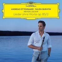 Mendelssohn: Lieder ohne Worte, Op. 85: No. 2 Allegro agitato (Arr. Ottensamer for Clarinet and Piano)