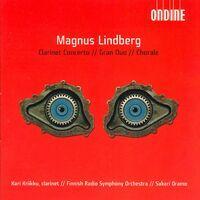 Lindberg, M.: Clarinet Concerto / Gran Duo / Chorale