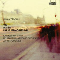 Tiensuu: Vie - Missa - False memories I-III