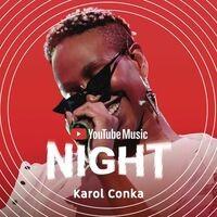 Karol Conká (Ao Vivo no YouTube Music Night)