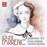 Farrenc: Symphonies Nos 1 & 3