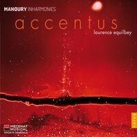 Manoury: Inharmonies