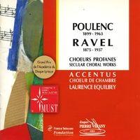 Poulenc et Ravel par le Choeur Accentus