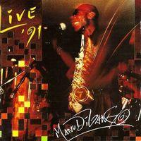 Manu Dibango Live 91