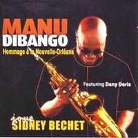 Manu Dibango plays Sidney Bechet