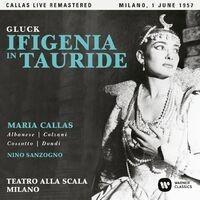 Gluck: Ifigenia in Tauride (1957 - Milan) - Callas Live Remastered