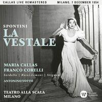 Spontini: La vestale (1954 - Milan) - Callas Live Remastered