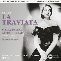 Verdi: La traviata (1958 - Lisbon) - Callas Live Remastered