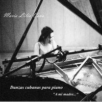 Danzas Cubanas para piano