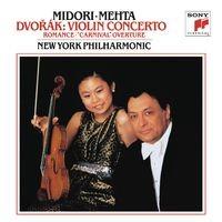 Dvorák: Violin Concerto & Romance & Carnival Overture